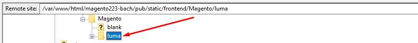 Magento-2-luma-theme-location