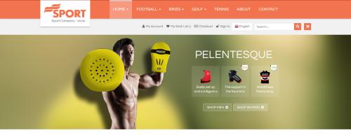 Magento-athlete-theme