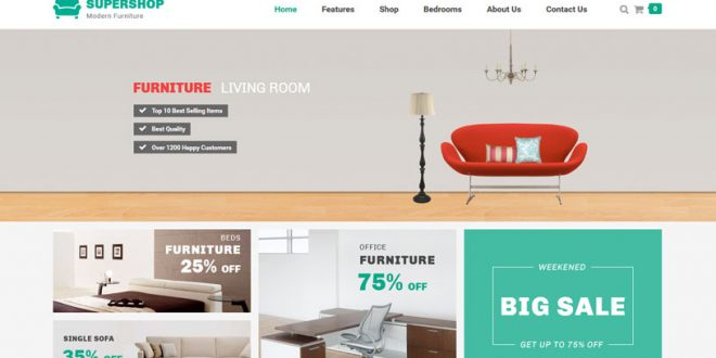 furniture-magento-website