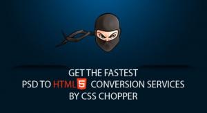 CSS-Chopper