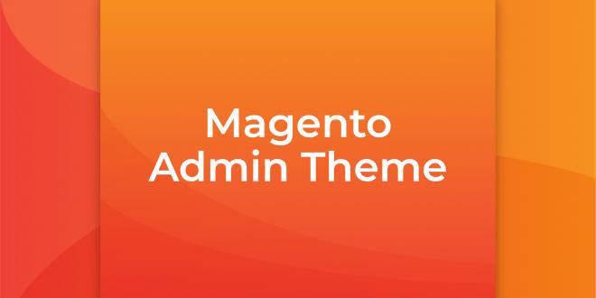 Magento-admin-theme