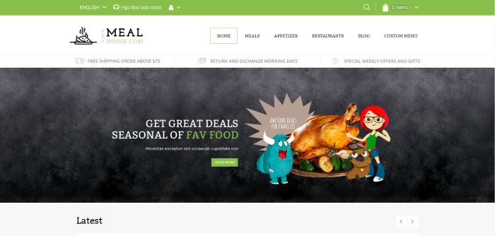 Magento-Restaurant-Theme-5-Best-Options-For-The-Year-2020