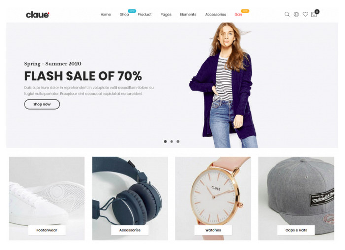 Clause-responsive-theme
