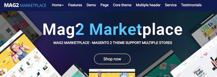Mag2-Marketplace-Theme