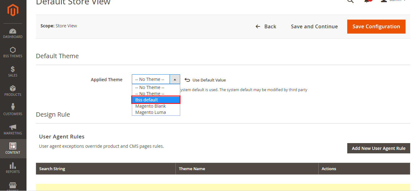 Apply-and-configure-theme-in-admin
