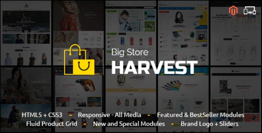 harvest-magento-theme