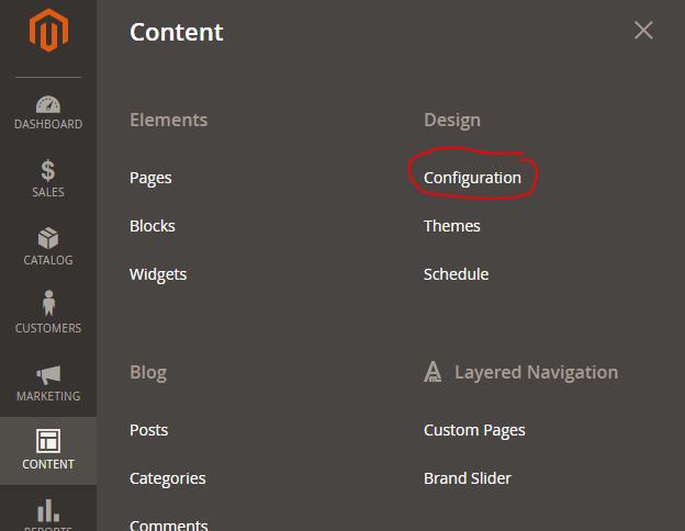 magento-configuration