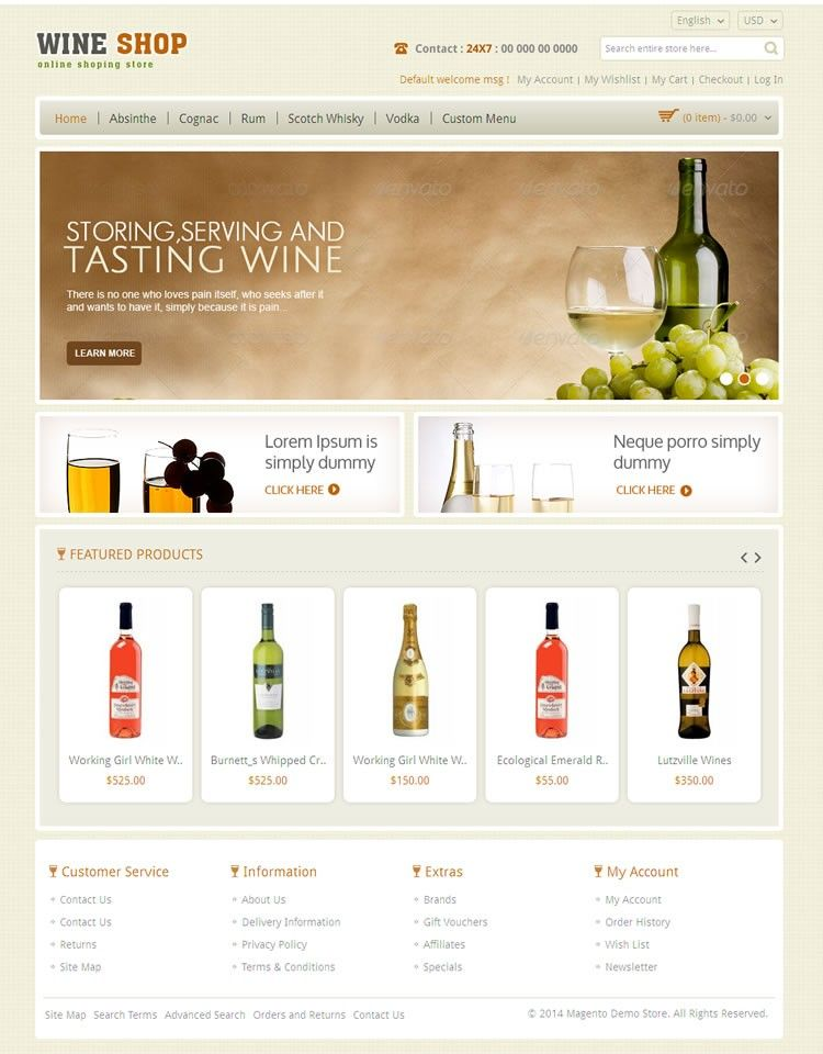 magento-wine-shop