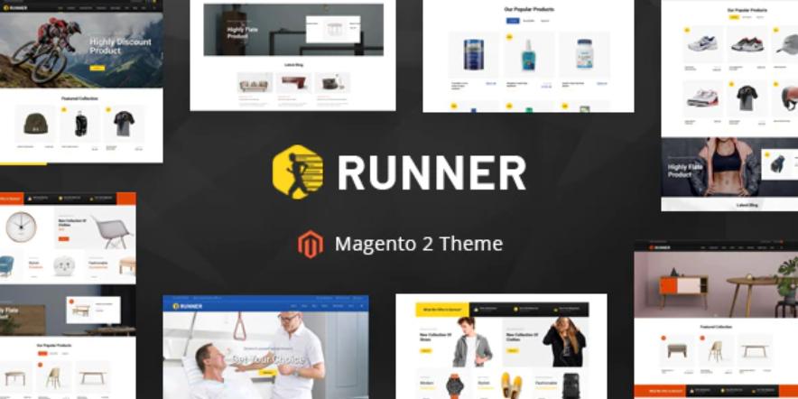 runner-magento-theme