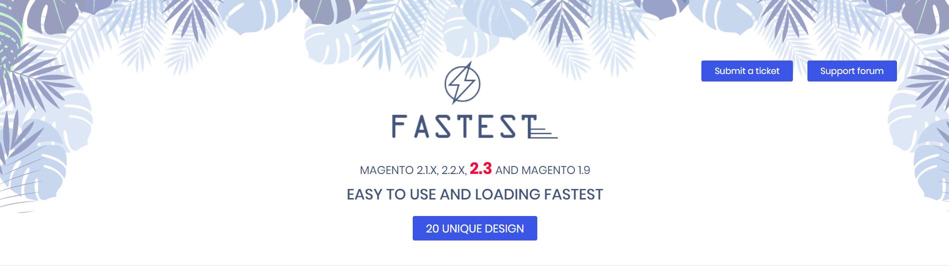 Magento-Fastest-Theme