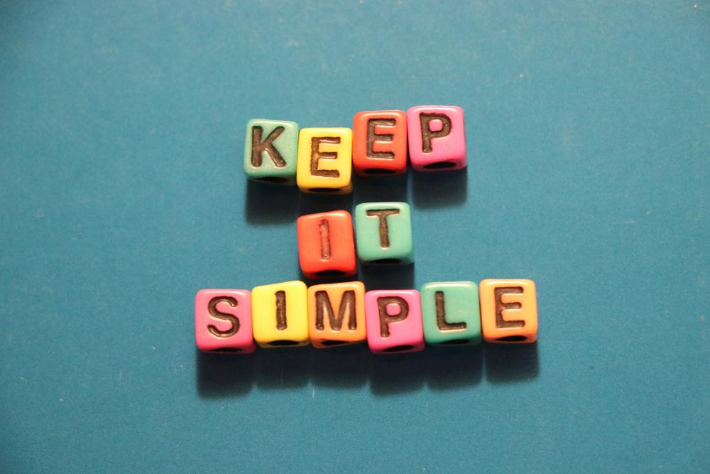 keep-design-simple