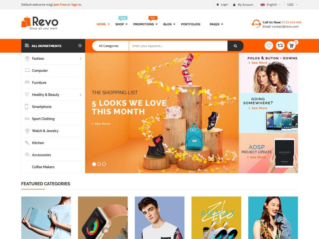 revo-multipurpose-theme