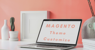 Magento theme customize