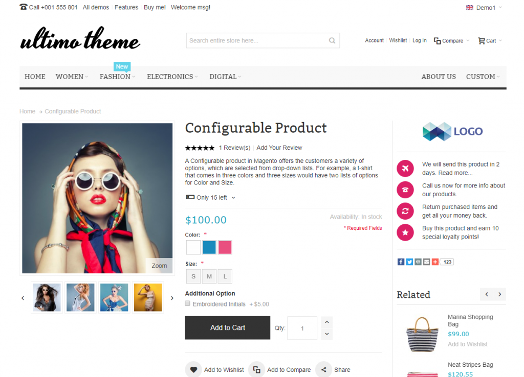 configurable-product-ultimo-magento