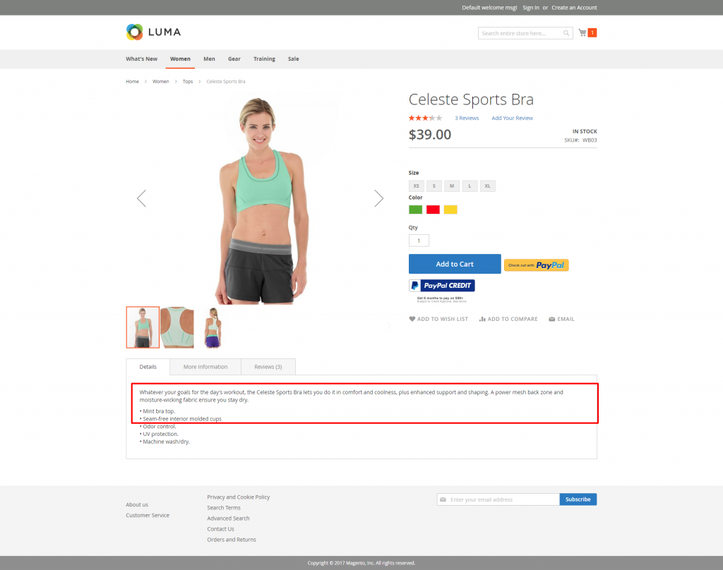 magento-product-detail-page