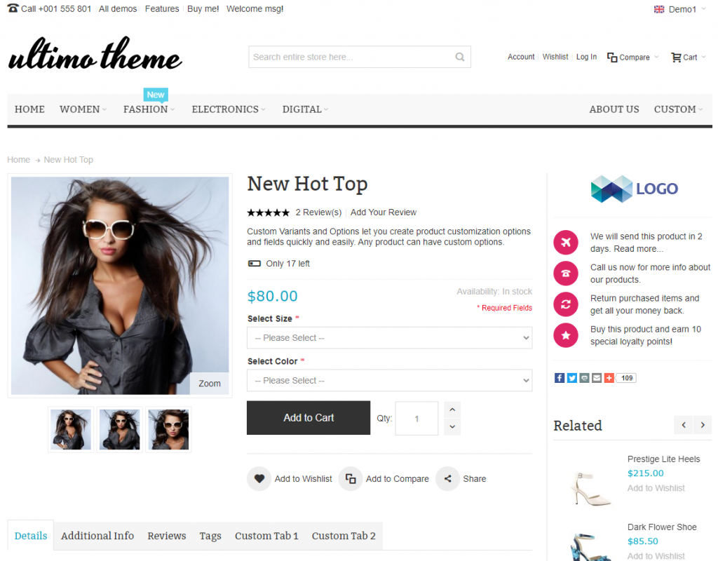 new-hot-top-theme