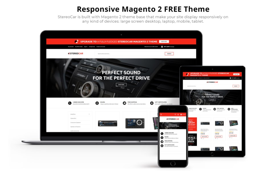 Magento-2-free-Stereocar-theme