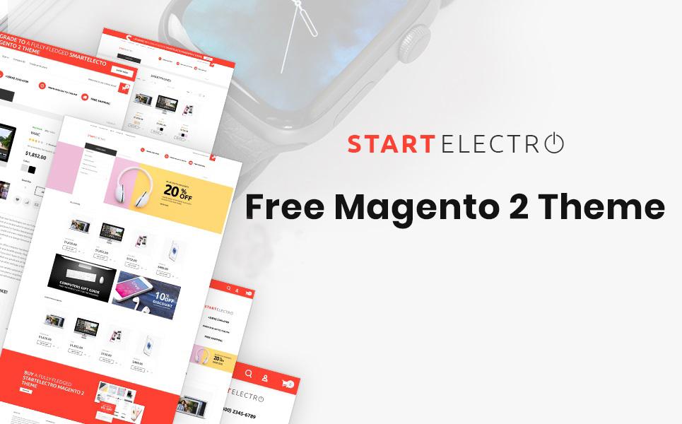 Startelectro-magento-2-free-theme