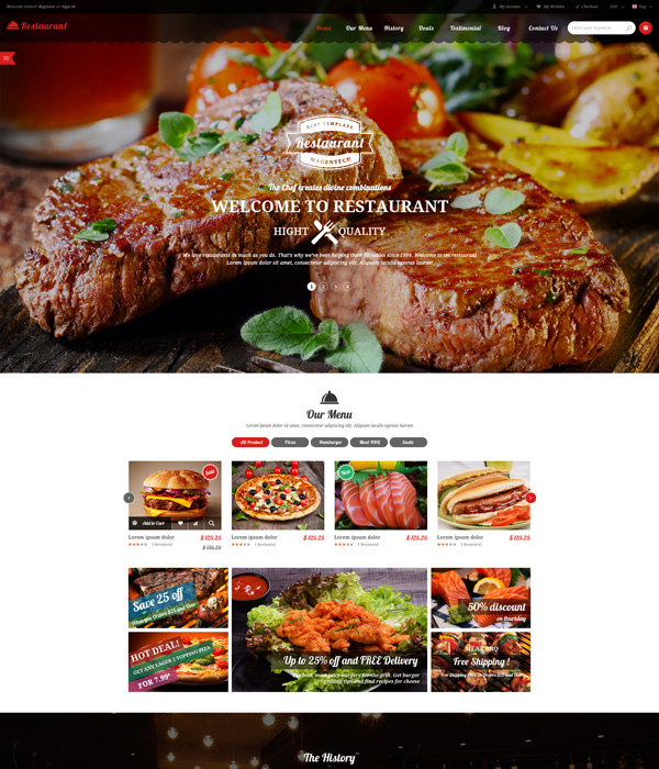how-to-choose-a-magento-restaurant-theme