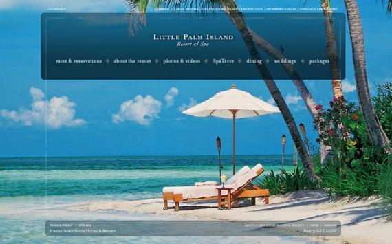 hospitality-web-design