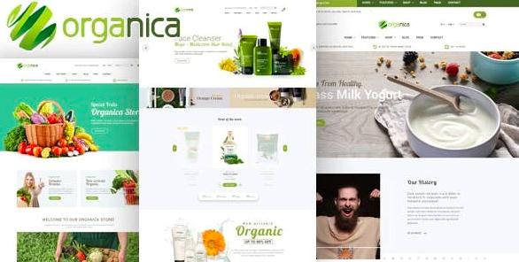 organica-food-theme