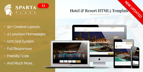 sparta-hotel-theme