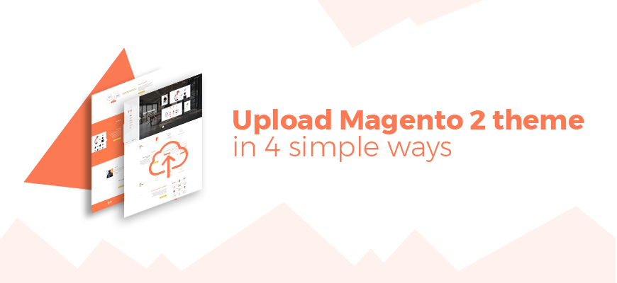 Upload Magento 2 theme