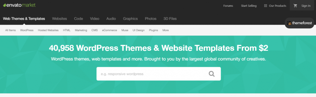 finding themes in market places to change magento 2 theme