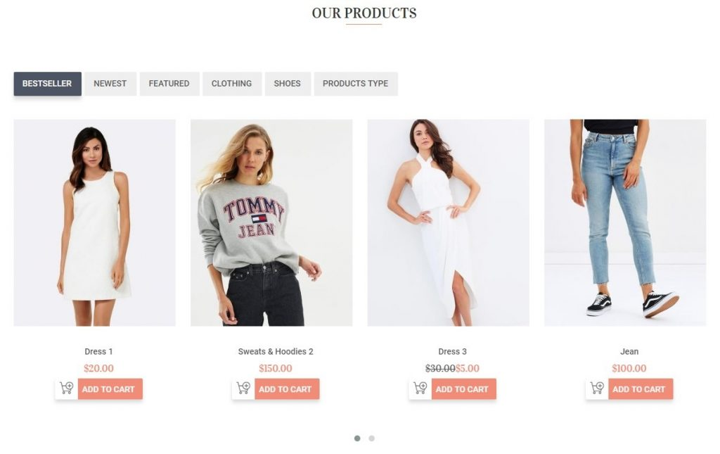 Magento_2_Default_theme_configurability_our_products