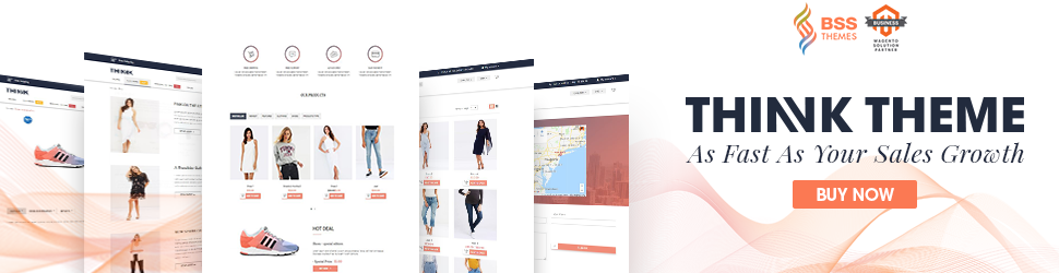 Magento 2 theme comparison Luma and Blank