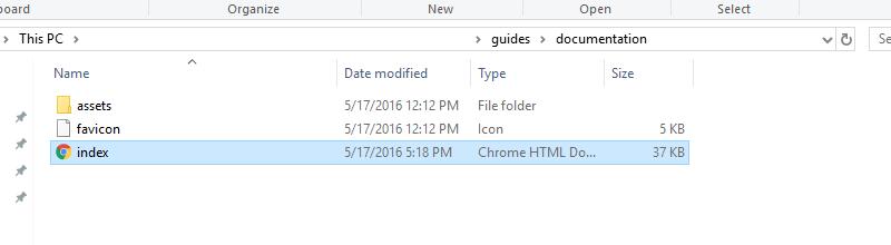 documentation-guide-ves