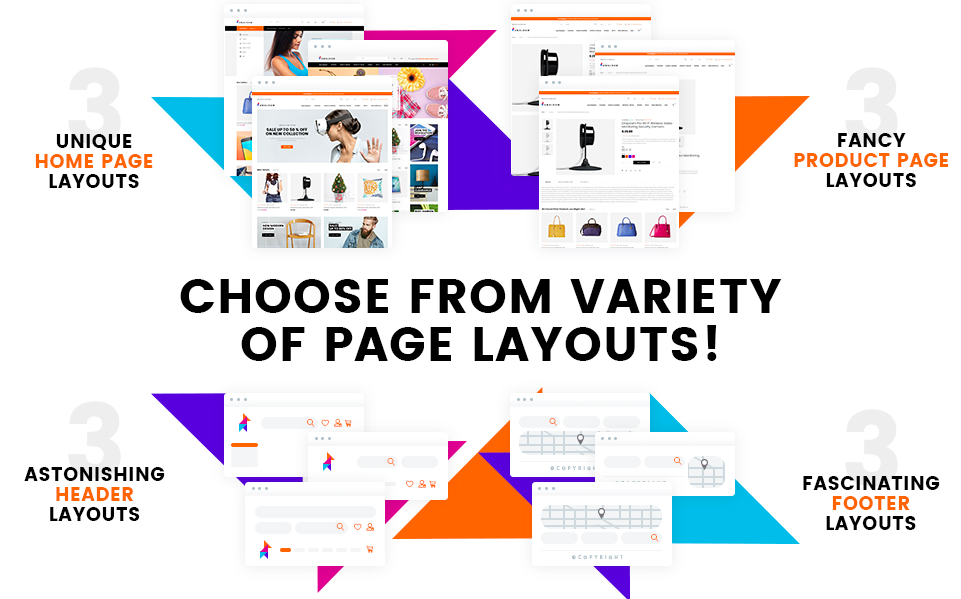 Magento-b2b-theme-pagelayouts