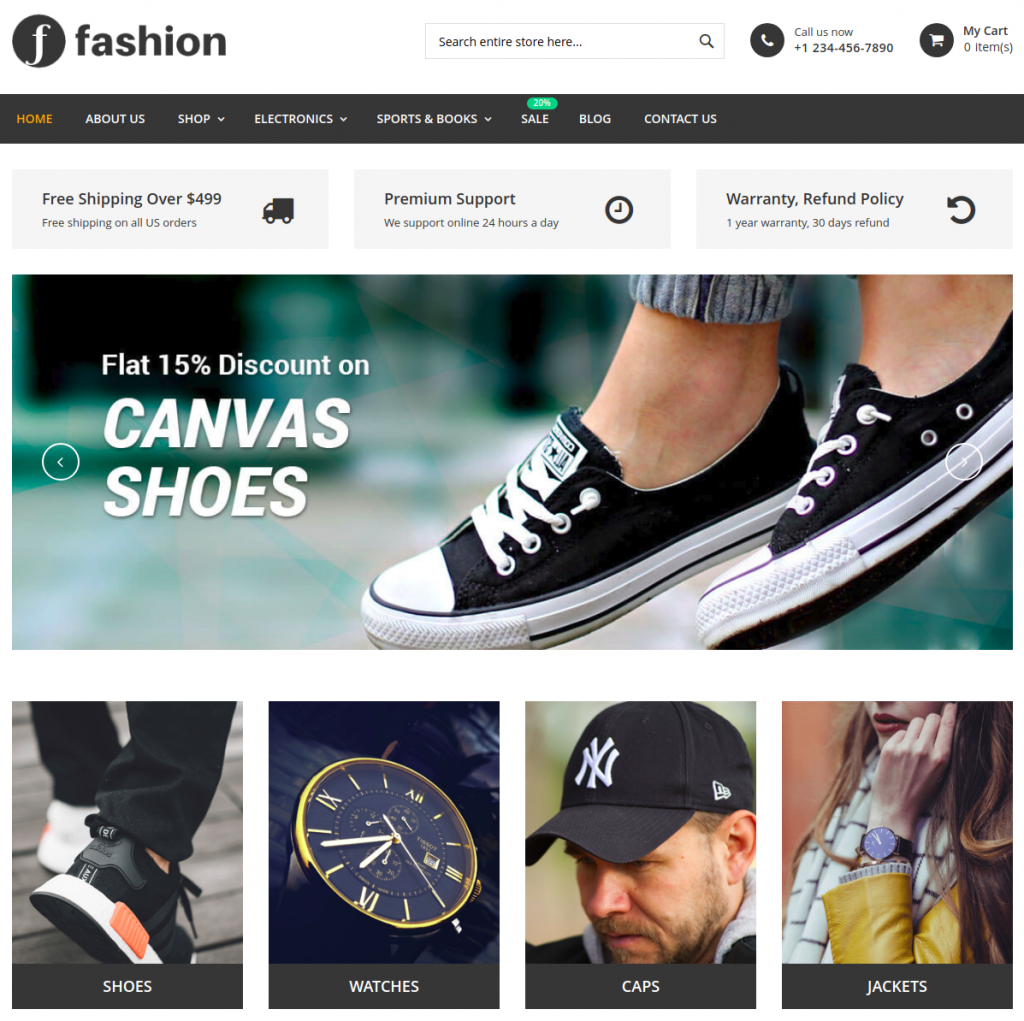 Magento-theme-responsive-Fashion