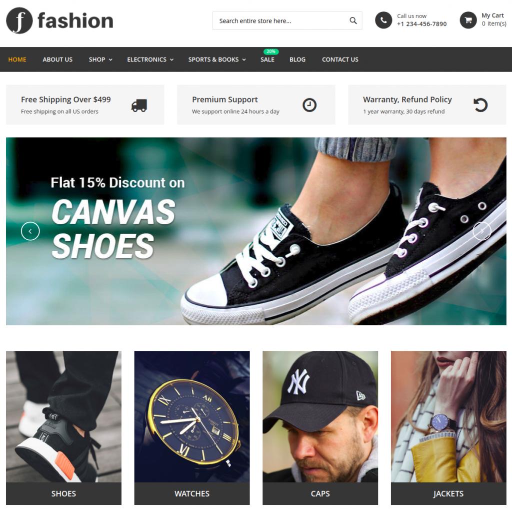 Magento-theme-responsive-Fashion
